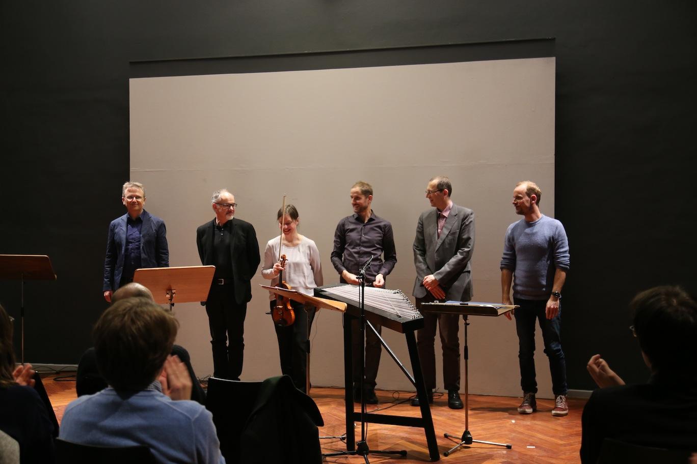 Anselm Schaufler, Karlheinz Essl, Barbara Lüneburg, Martin Mallaun, Daniel Mayer, Peter Jakober