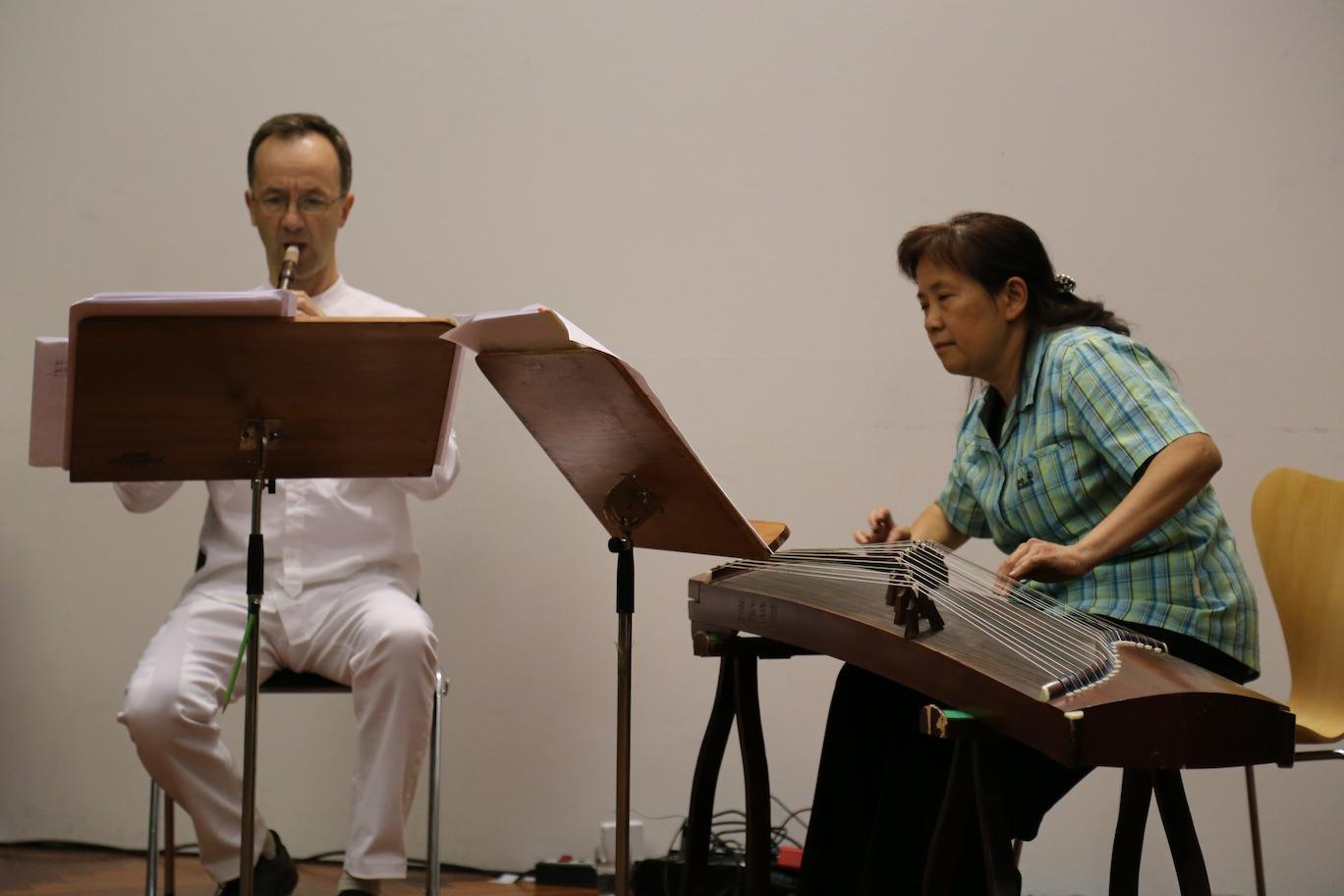 Mikko Raasakka, Ming Wang