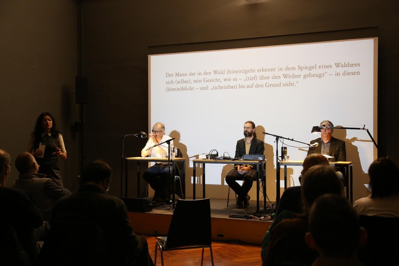 Birgit Pölzl, Sebastian Kiefer, Martin Rumori, Ulrich Schlotmann © Teresa Schnider