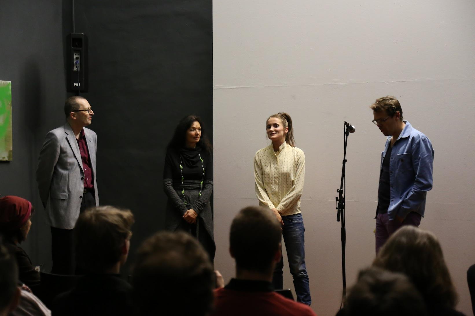 Daniel Mayer, Birgit Pölzl, Caroline Profanter, Markus Köhle