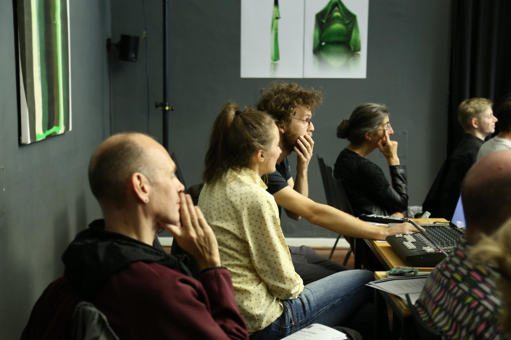 Marko Ciciliani, Caroline Profanter, Davide Gagliardi, Katharina Klement