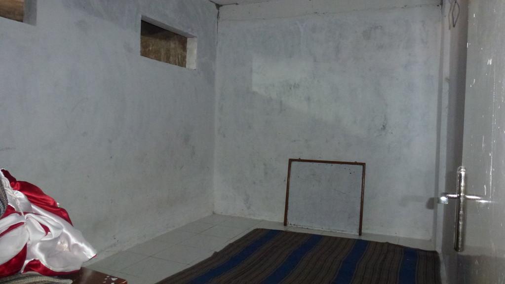 Ein weiterer Raum für verschiedene Kurse des Projektes.