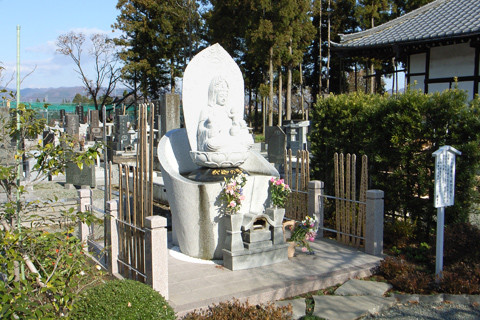 水子供養塔「釈迦の導き」