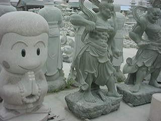 仁王像(40万円相当x2体)