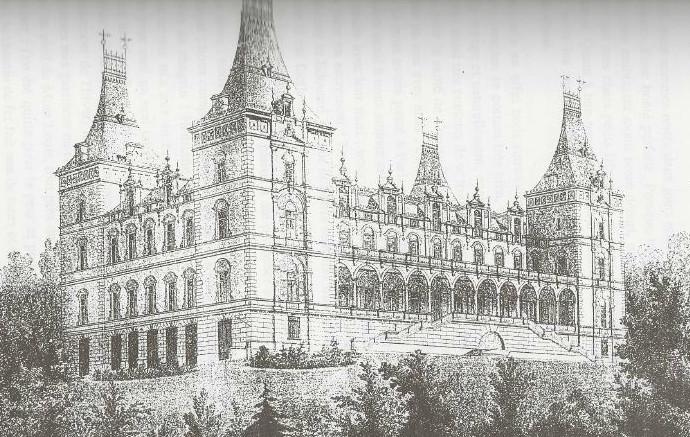 Château d'Argenteuil.
