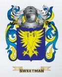 Sweetman coat of arms