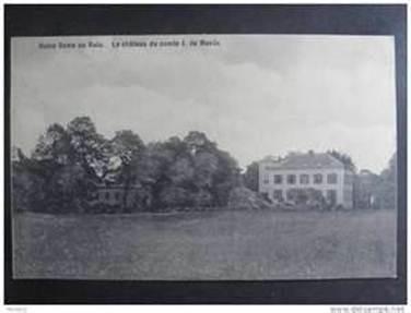 Le château de Notre-Dame-au-Bois