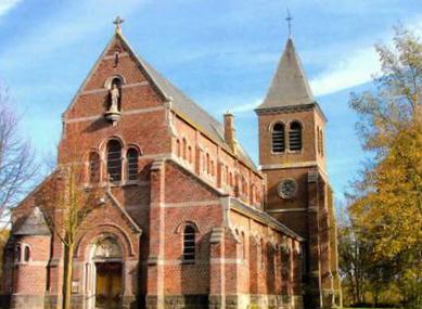 église Saint Joseph à Ohain-Ransbèche