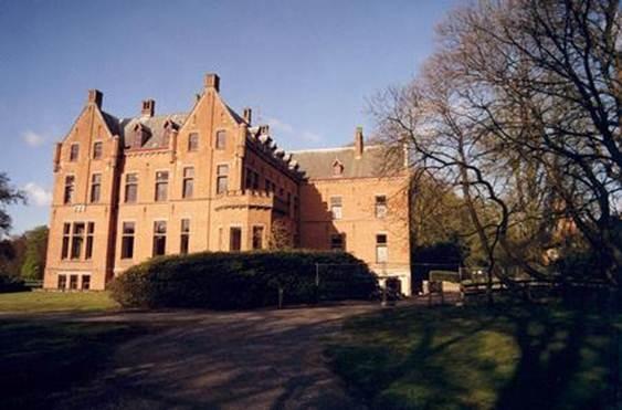 Le château de Beernem aux comtes de Meeûs de 1838 à 1904