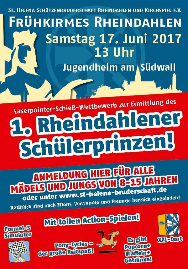 Plakat Frühkirmes 2017