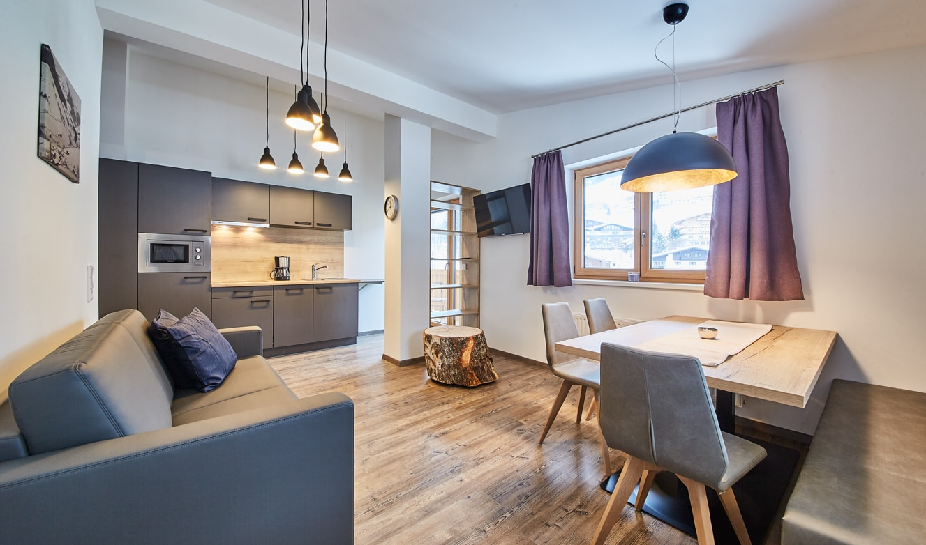 Alpenrose Wohnzimmer