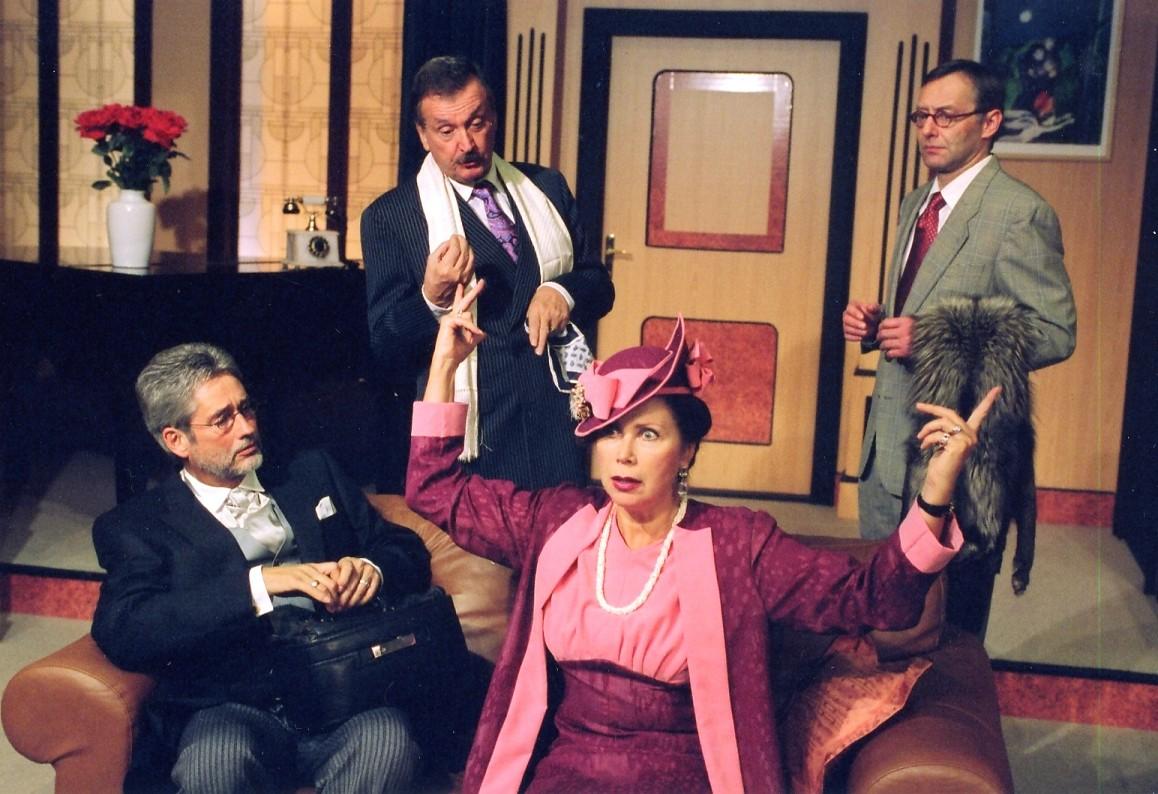 Othello darf nicht platzen, 2006