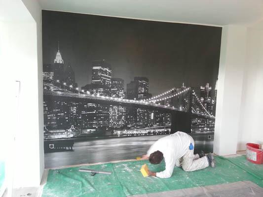digitale tapeten malerei meisterbetrieb pachler. Black Bedroom Furniture Sets. Home Design Ideas