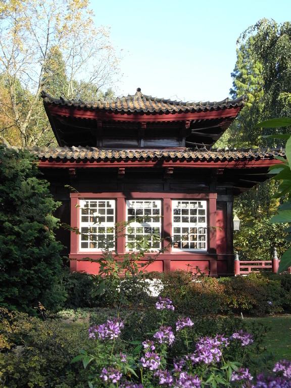 Original Japanisches Teehaus