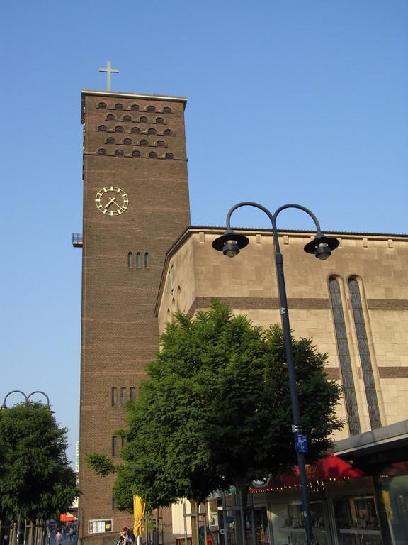 Katholische Kirche im Zentrum