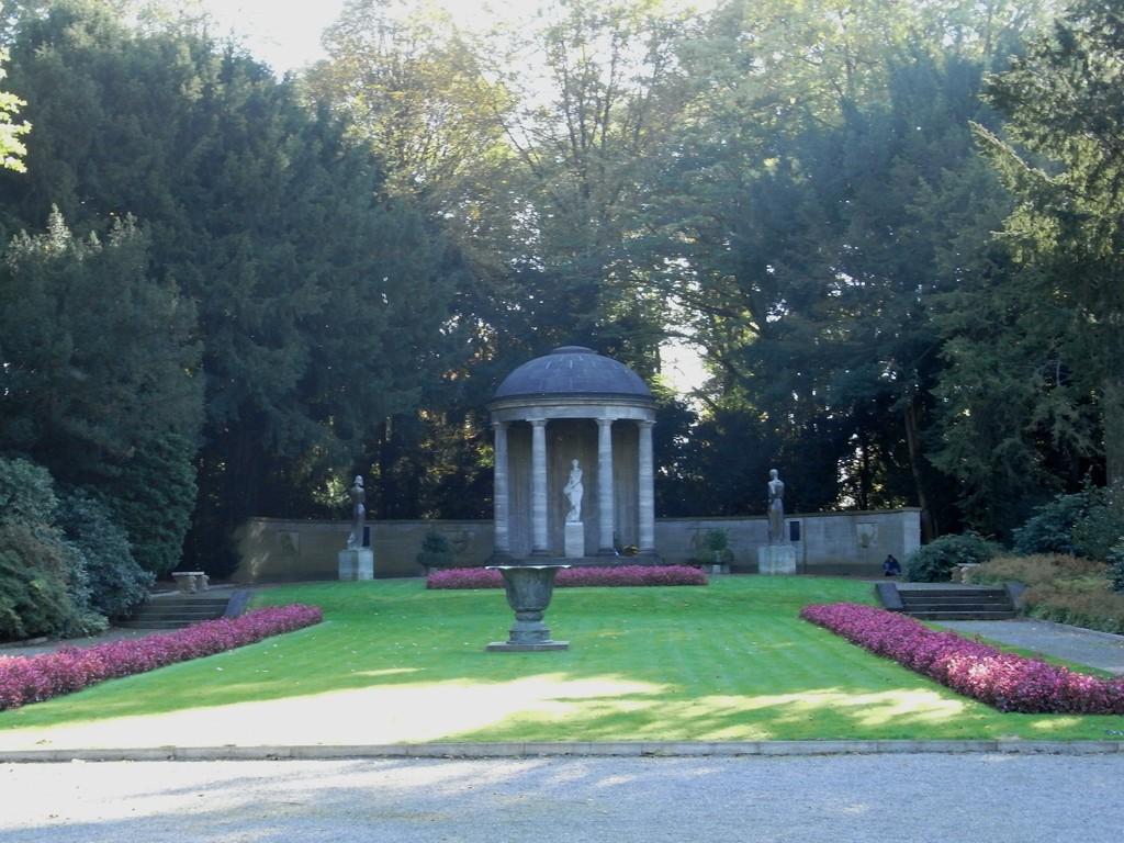 Mausoleum des Bayer-Gründers Carl Duisberg
