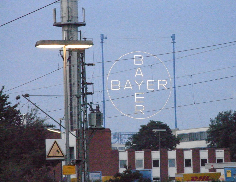 Bayerkreuz in der Morgendämmerung