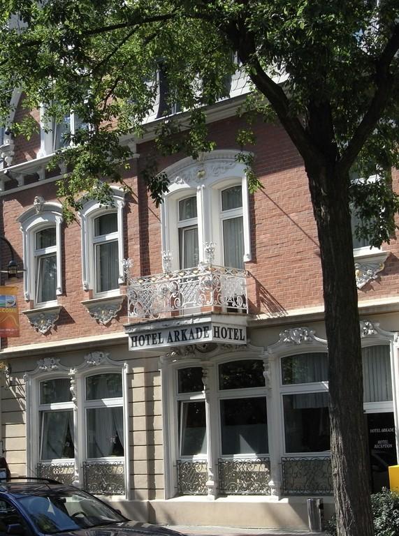 Hotel Arkade von 1898