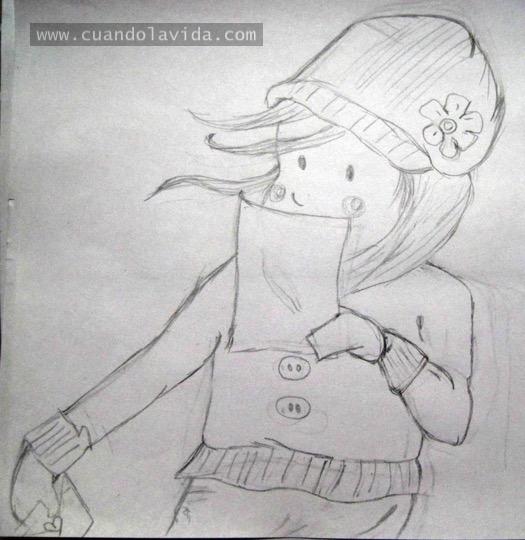 OCIO ES DIBUJAR. Inspirado en una ilustración de cuentos infantiles. 2011