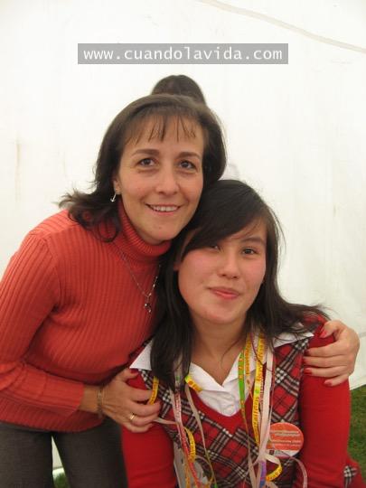 Sandra Sánchez. Gracias por tu orientación en tiempos de crisis. 2009