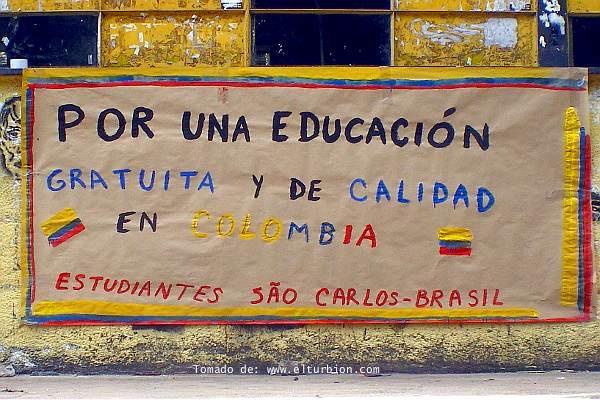 Una visión de la educación en Colombia desde afuera