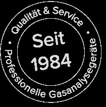 Gasanalysegeräte