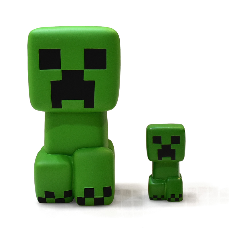 Minecraft Mega SquishMe (Creeper)