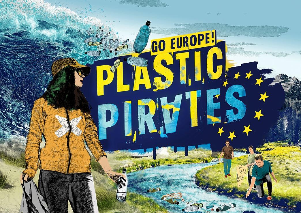 """#2 Hast du schon von den """"Plastic-Pirates"""" gehört?"""