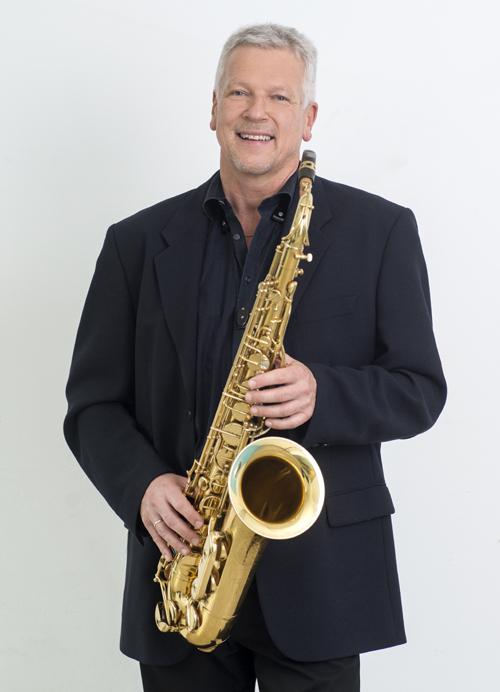 Sopran-, Tenorsaxophon und Akkordeon: Rainer Partsch