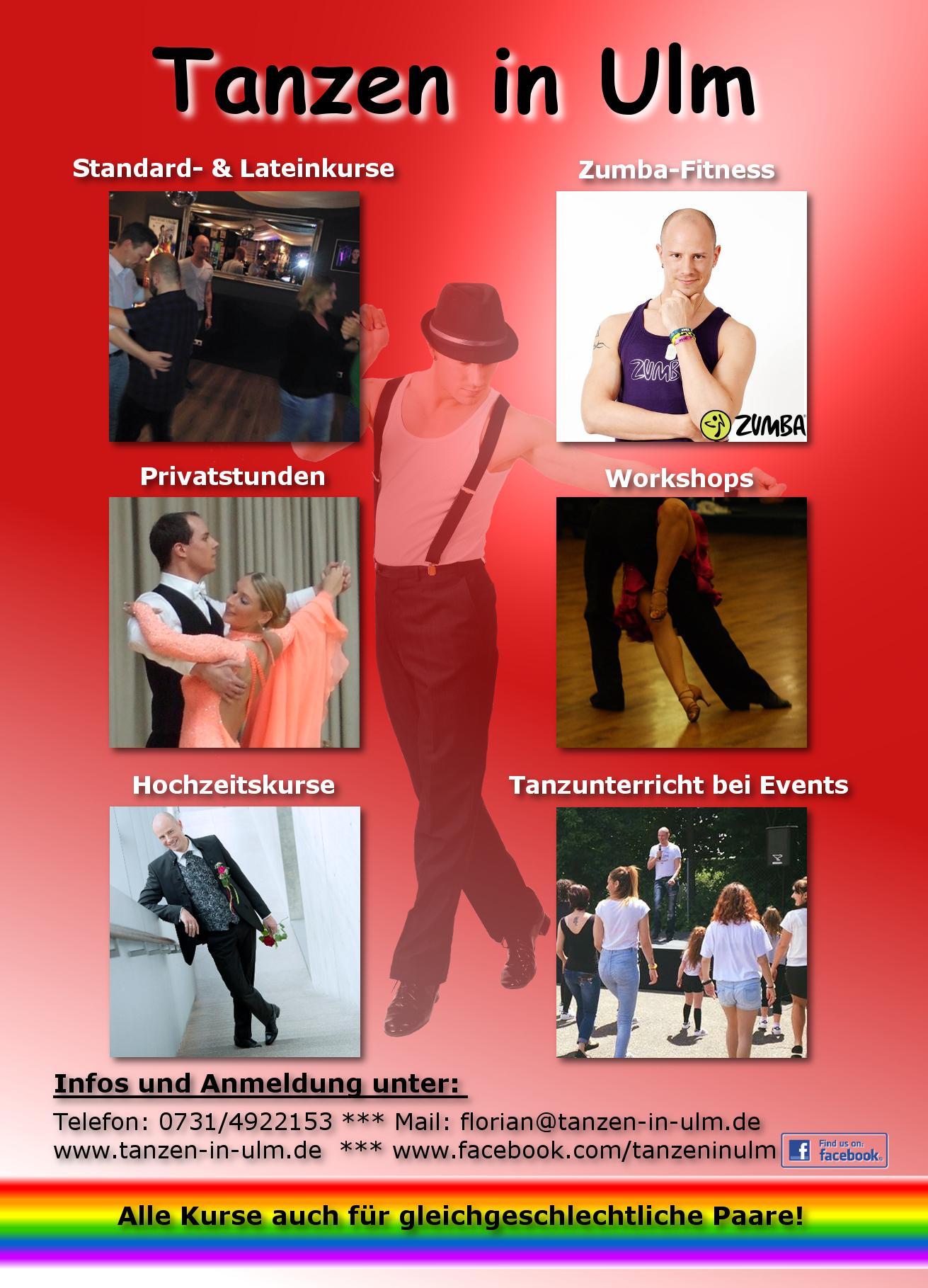 Tanzen oder Fitness oder beides? Wähle Deinen Lieblingskurs!