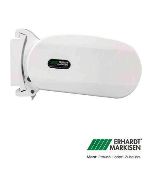 ERHARDT Markisen: Cassettenmarkise Typ ERHARDT J WEIß RAL 9016