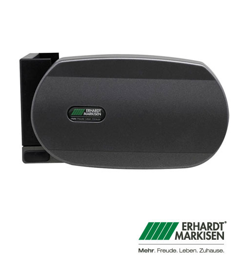 ERHARDT Markisen: Cassettenmarkise Typ ERHARDT SD ANTHRAZIT DB 703