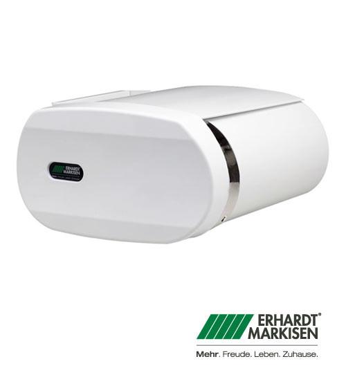 ERHARDT Markisen: Cassettenmarkise Typ ERHARDT SD EXKLUSIVE CHROMOPTIK