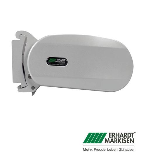 ERHARDT Markisen: Cassettenmarkise Typ ERHARDT J SILBER RAL 9006