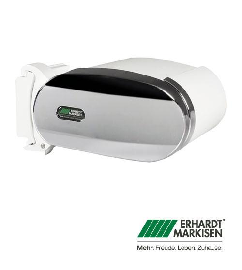 ERHARDT Markisen: Cassettenmarkise Typ ERHARDT J EXKLUSIVE CHROMOPTIK