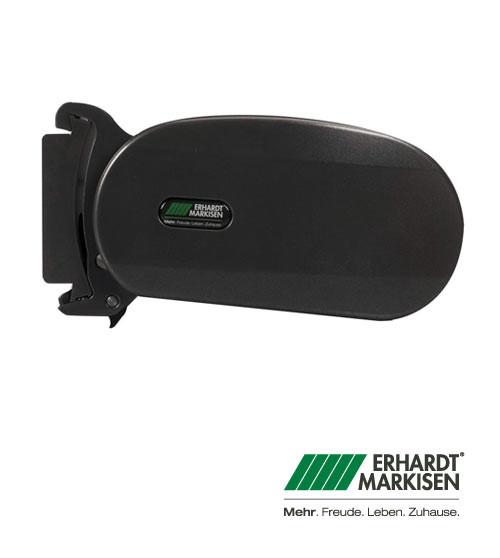 ERHARDT Markisen: Cassettenmarkise Typ ERHARDT J ANTHRAZIT DB 703