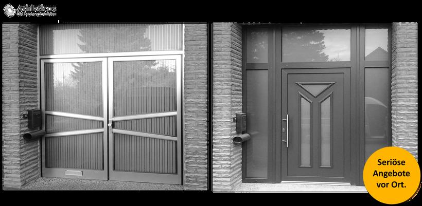 Haustüren Hannover, Hannover Türen, Türen Hannover, Altbausanierung, Haustüren, Einganstüren, Hauseingangstüren, Nebeneingangstüren, Rollladen für Türen, Sicherheitstüren Hannover