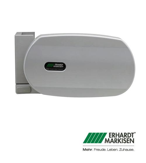 ERHARDT Markisen: Cassettenmarkise Typ ERHARDT SD SILBER RAL 9006