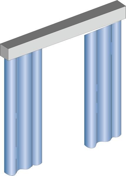 Vorhänge und Lamellenvorhänge Hannover von Hattendorf&Oltrogge, dem Fachbetrieb für Sonnenschutz