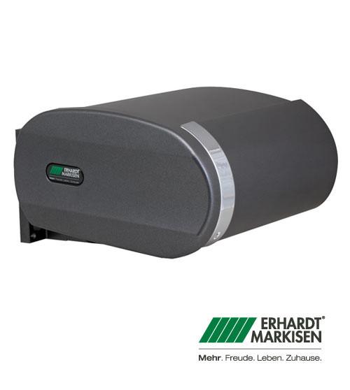 ERHARDT Markisen: Casettenmarkise ERHARDT C EXKLUSIVE CHROMOPTIK