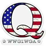 Q Anon,  Amerika, Trump, Kenedy