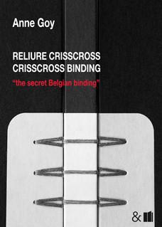 reliure crisscross binding
