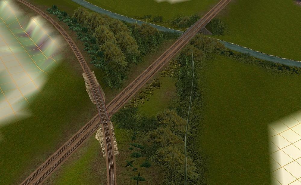 Richtung Aachen