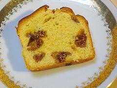 無花果のパウンドケーキ