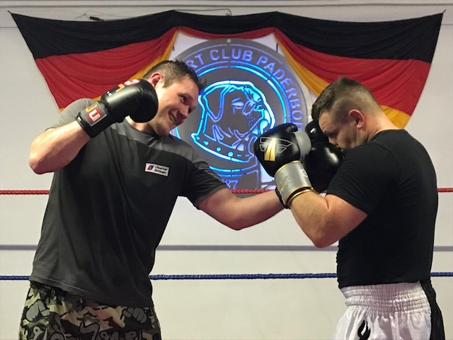 Kickboxen in Paderborn