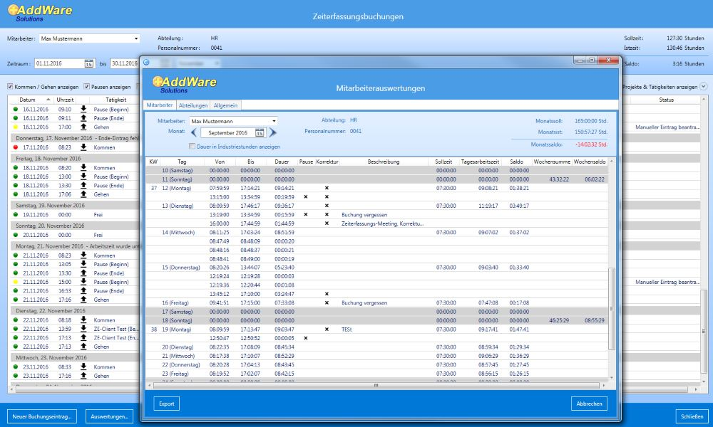 AddWare Solutions - EDV-SUPPORT Hartlaub GmbH