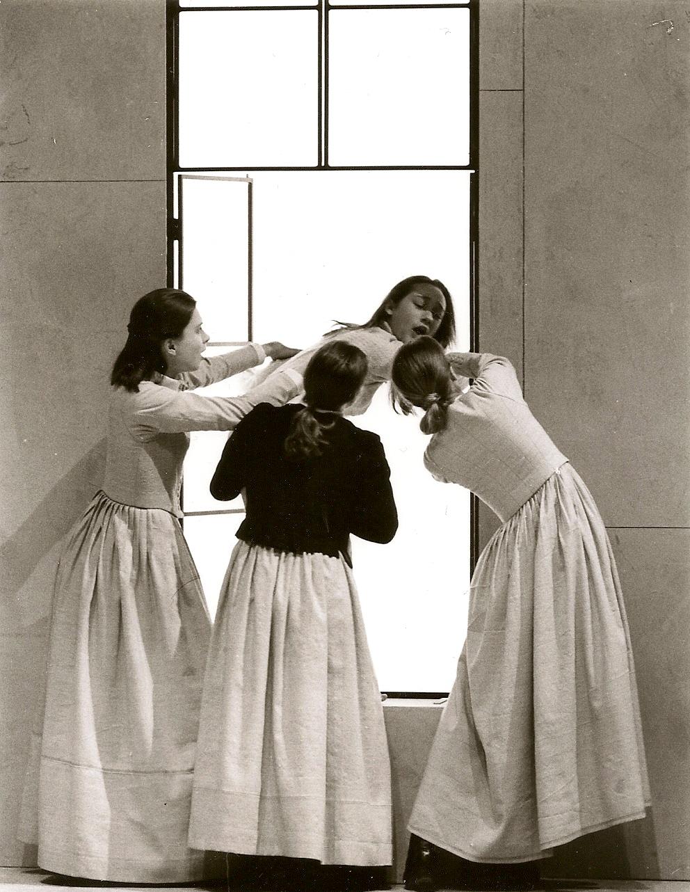 Hexenjagd, 1990, Staatstheater Karlsruhe