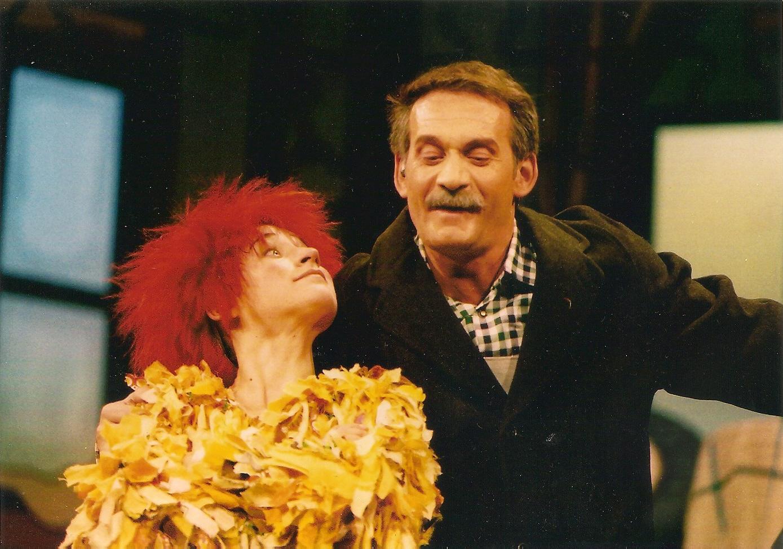 Pumuckl und das Weihnachtsfest, 2002,  Theater Heilbronn, Fotos: Jürgen Frahm