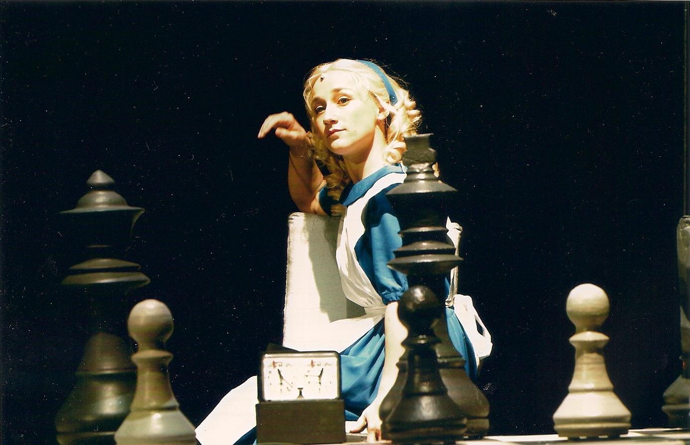 Hinter dem Spiegel,  Theater Heilbronn, Fotos: Jürgen Frahm