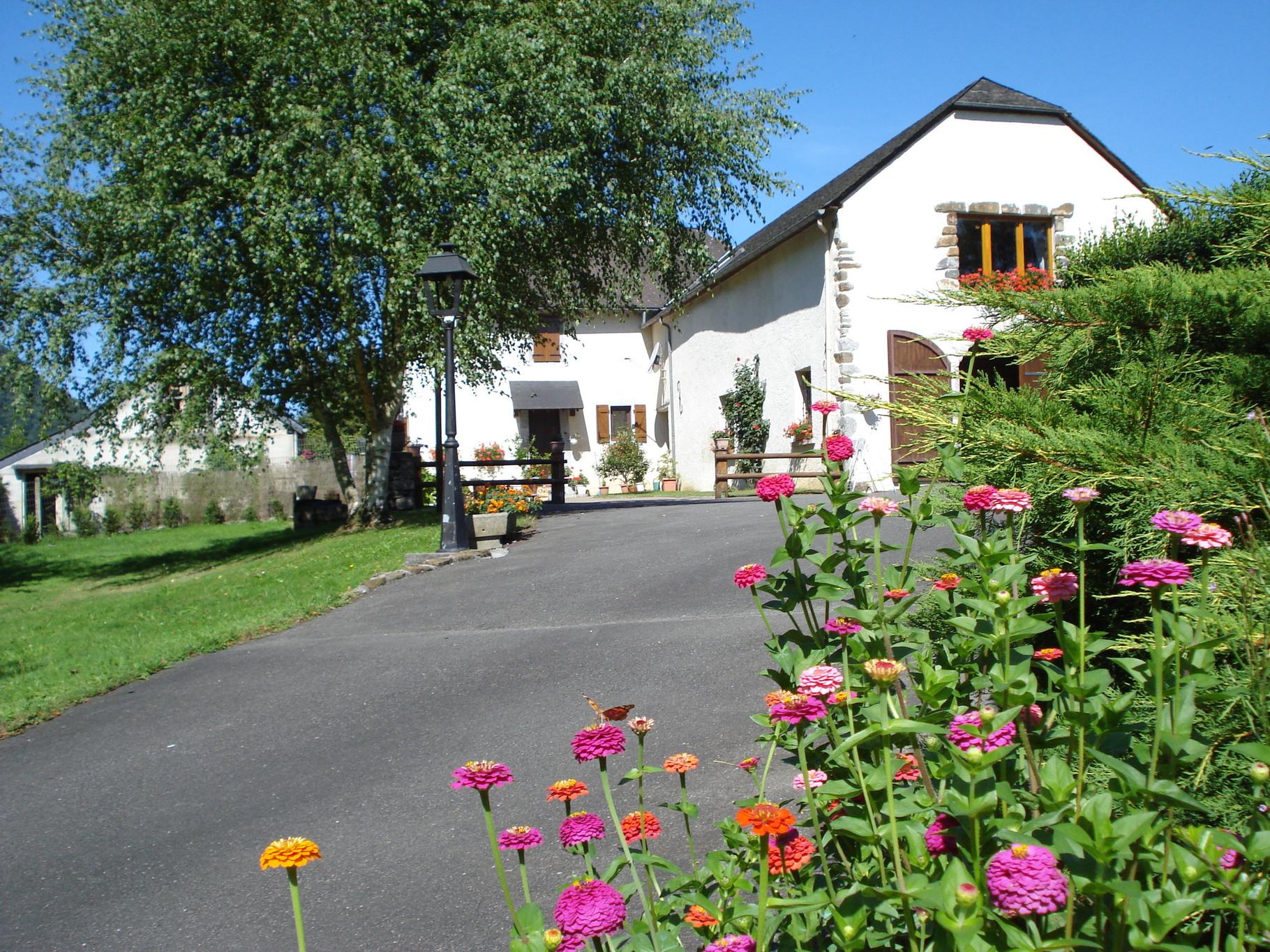 Location gites  Oloron Sainte Marie Gites Pyrénées Atlantiques